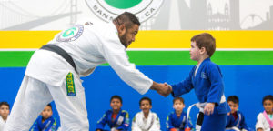 Kids Learn Confidence & Earn Belts