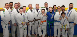 Brazilian Jiu-Jitsu - All Levels Welcome